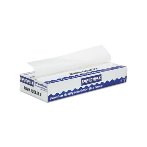 "Box Partners Freezer Paper Roll 40# 24/"" x 1 100/' White 1 Roll FP2440"